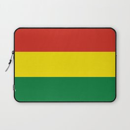 Flag: Bolivia Laptop Sleeve