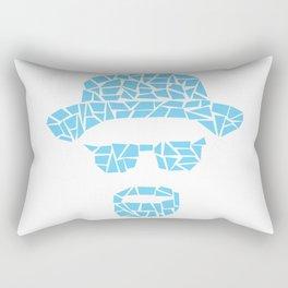 Crystal Blue Persuasion Rectangular Pillow
