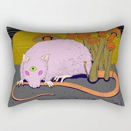 Shroomrat Rectangular Pillow