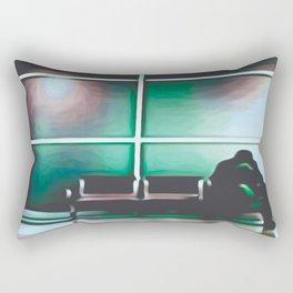 Poison Control Rectangular Pillow