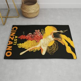 Vintage poster - Asti Cinzano Rug