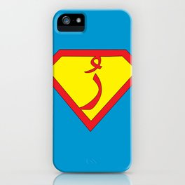 Rostam iPhone Case