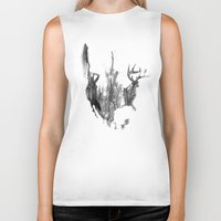 true detective Biker Tanks featuring True Detective USA by Roadtrippers