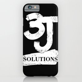 3J Solutions llc iPhone Case