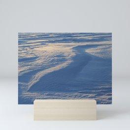 Snow Mini Art Print