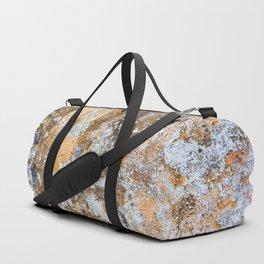 Painted Stone Duffle Bag