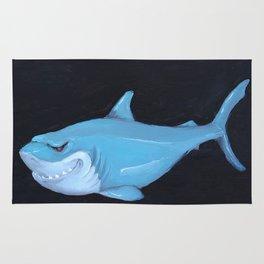 Toy Shark Rug
