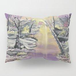 Warm winter beauty Pillow Sham