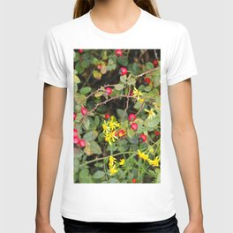 Flower and Berries T-shirt