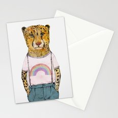 Little Cheetah Stationery Cards