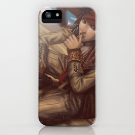 Mary Read a.k.a James Kidd iPhone Case