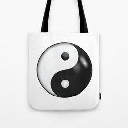 Yin yang symbol of harmony and balance Tote Bag