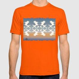 Cervidae Deer in the Magic Hour T-shirt