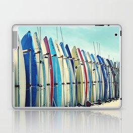 California surfboards Laptop & iPad Skin