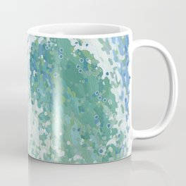 Amazonite Waves Surf Juul art Coffee Mug