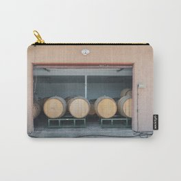 Arizona Wine Barrels Carry-All Pouch