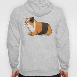 Guinea Pig Illustration Hoody