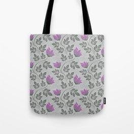 Liana purple flowers . Tote Bag