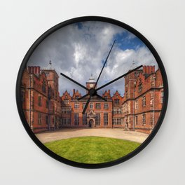 Aston Hall Wall Clock