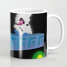 Inside Bubble Bobble Coffee Mug