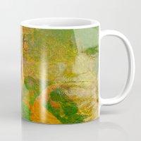 beethoven Mugs featuring ludwig van beethoven by Joe Ganech
