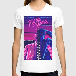 The Player 1992 Fanmade poster T-shirt