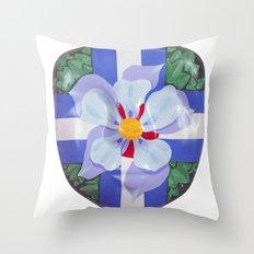 Icons Throw Pillow