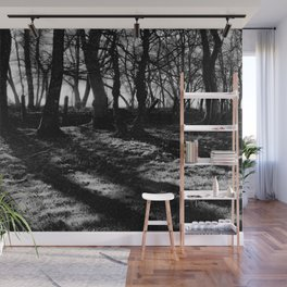 If You Go Down to the Woods Today... Wall Mural