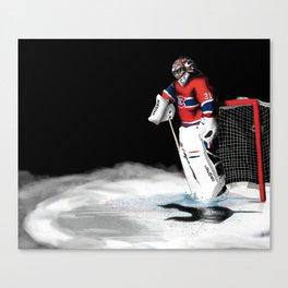 Carey Price Canvas Print