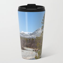 Forest in Norway Travel Mug