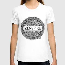 Zentangle - Zenspire  T-shirt