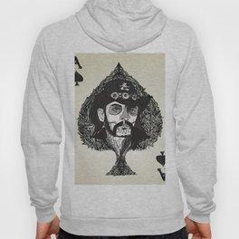 Lemmy Ace of Spades Hoody