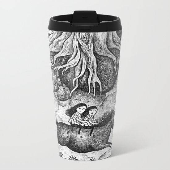 Sisters Metal Travel Mug