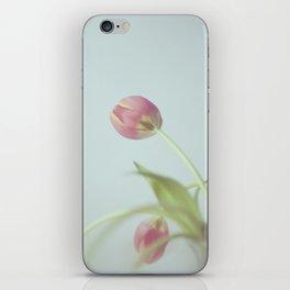 Tulips life iPhone Skin