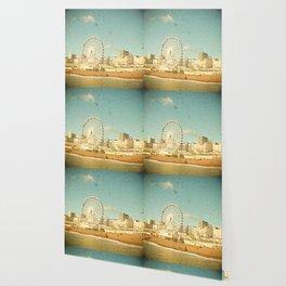 Brighton Wheel Wallpaper