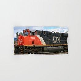 Canadian National Railway Hand & Bath Towel
