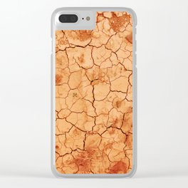 Desert lover Clear iPhone Case