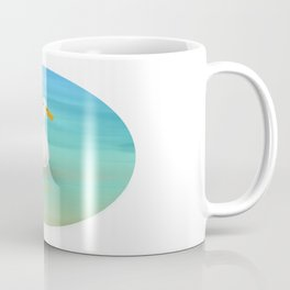 Duck Paddling in the Summertime Coffee Mug