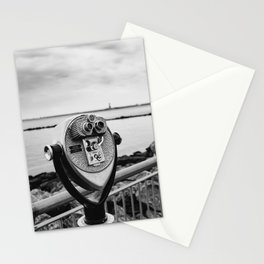 Looking At Lady Liberty Stationery Cards
