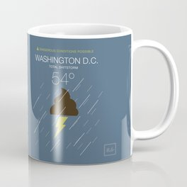 Total Shitstorm Coffee Mug