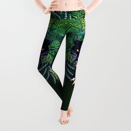 Black Panther Jungle Spirit Leggings