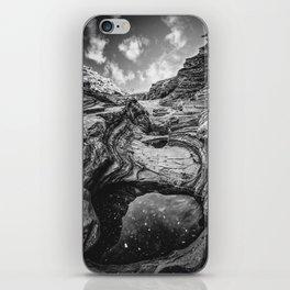 Planet Big Bend iPhone Skin