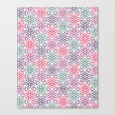 PAISLEYSCOPE tile Canvas Print