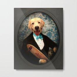 Z-Dogs Metal Print