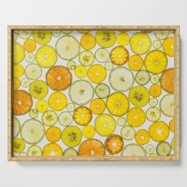 Lots of Citrus Serving Tray