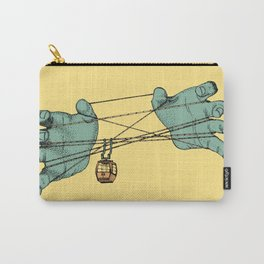 world in our hands Carry-All Pouch