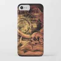 philosophy iPhone & iPod Cases featuring Philosophy by Cycoblast Artwork