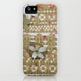 Woven iPhone Case