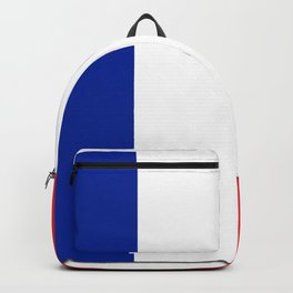 France Flag Shadow Backpack