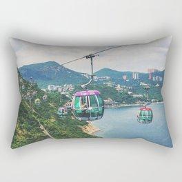 Sky Cart Rectangular Pillow